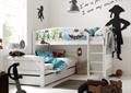 儿童床,高低床