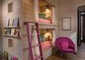 儿童房,高低床,椅子