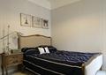 卧室,卧室床,床头柜,吊灯