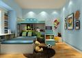 儿童房,儿童床,高低床