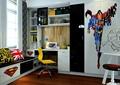 儿童房,柜子,桌椅,衣柜