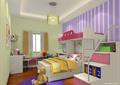 儿童房,儿童床,高低床,桌椅柜子