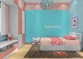 兒童房,兒童床,榻榻米式床,柜子