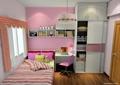兒童房,兒童床,窗戶,衣柜