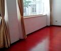 窗户,木地板,窗帘