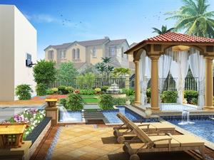 高端别墅设计方案效果图