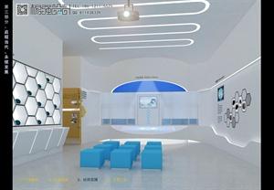 石墨产业展厅设计