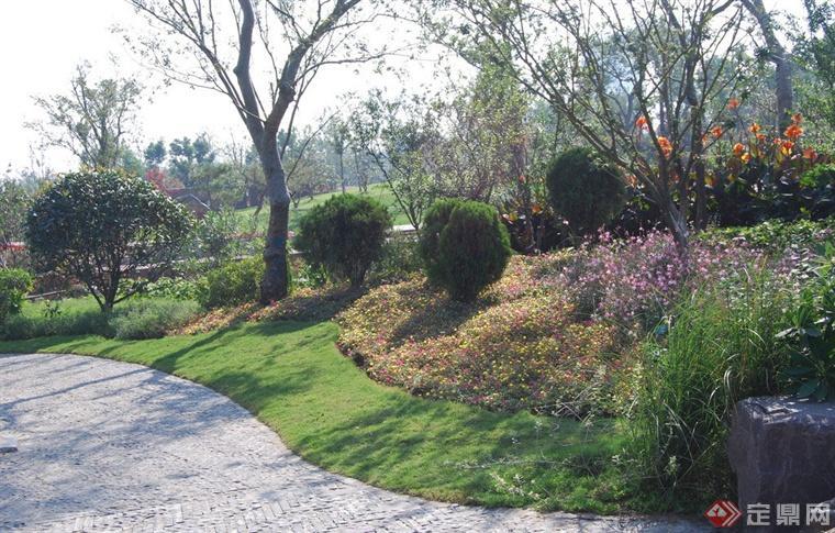 园林植物配置的原则和要求