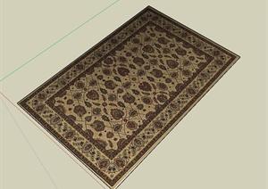十二种地毯合集SU(草图大师)模型