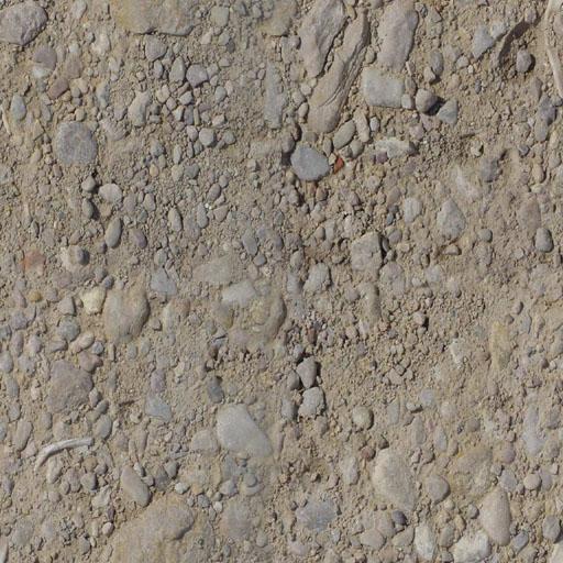 石子与泥土路面贴图合集