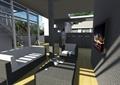 现代别墅设计方案(SU模型+JPG效果图)
