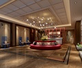 酒店大堂,酒店景观,吊灯,桌椅
