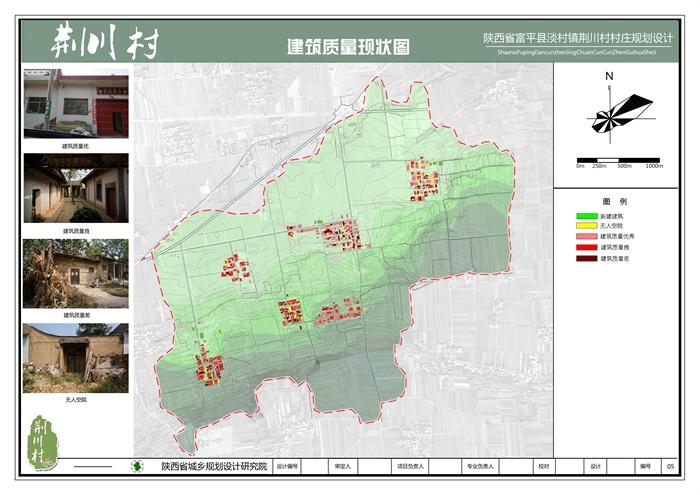 陕西省渭南市富平县淡村镇荆川村村庄规划设计方案(5)
