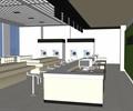 办公桌椅,服务大厅,服务区