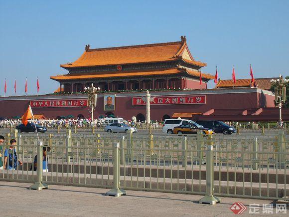 中国北京天安门广场