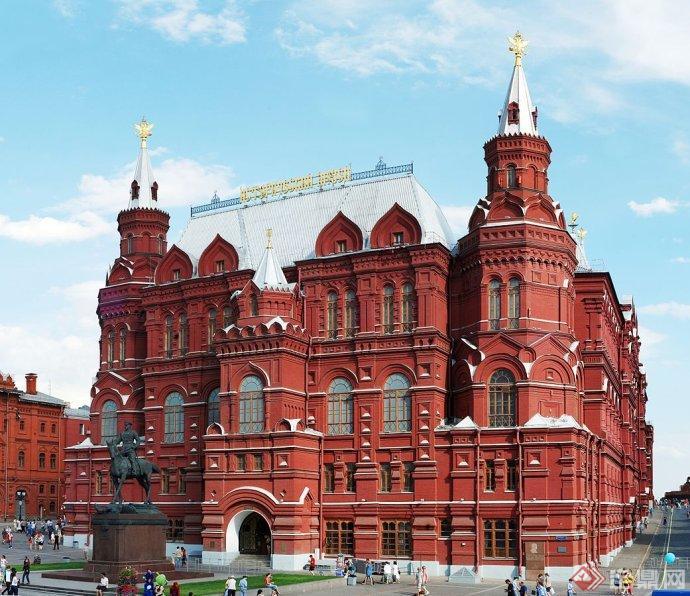 俄罗斯莫斯科红场