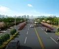 道路景观,道路设计,道路绿化