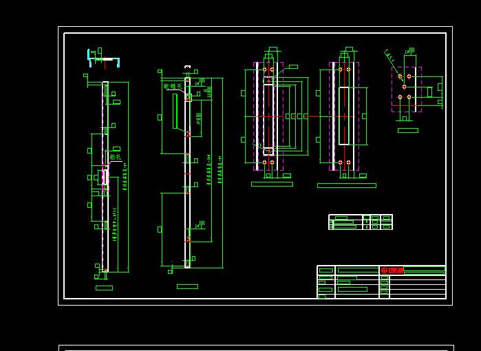 某防火门国家标准v总图cad总图及拆分图[原创]水电图纸装修设计图片