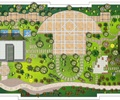 庭院,庭院景观,庭院花园