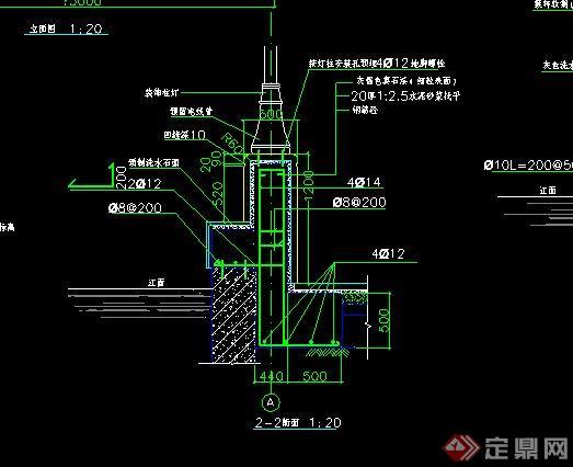 某现代沿水详图围栏v详图CAD栏杆[原创][AmoCAD在面料利用率一般多少图片