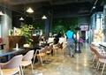 餐厅,餐饮,餐饮空间,餐桌椅,吊灯