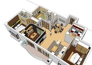 住宅 小空间 设计