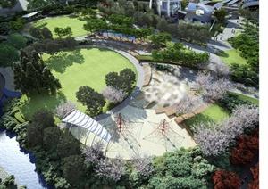 现代公园景观概念设计方案