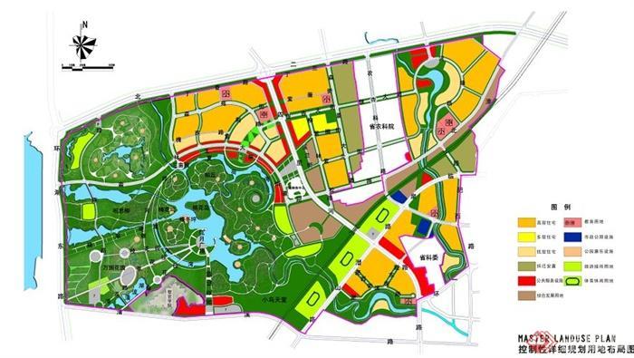 某城市森林公园规划设计方案(85页)[原创]