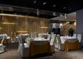 中式风格餐厅室内设计效果图