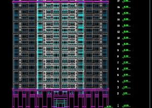 小高层住宅建筑方案