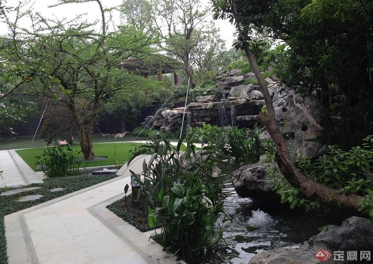 中式庭院的植物景观设计