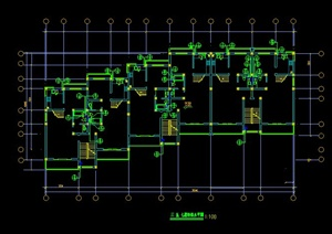 某小高层商住楼建筑水电图纸