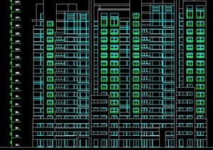 小高层住宅建筑设计方案图