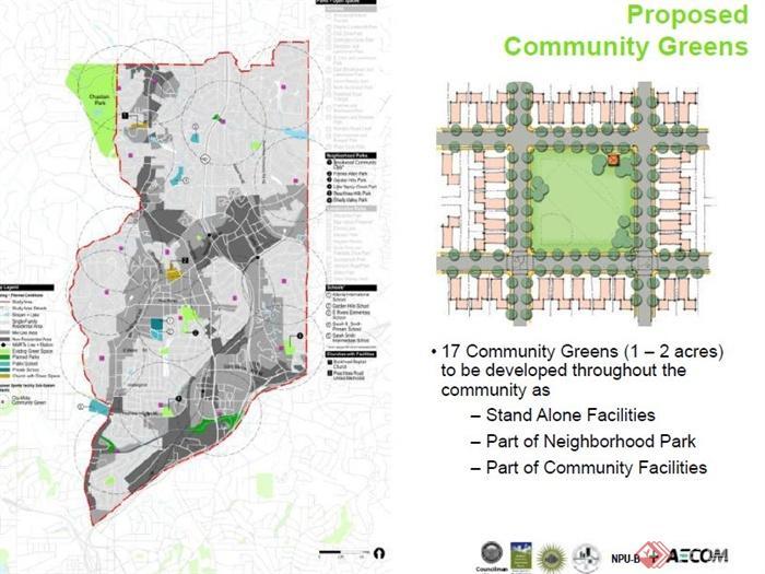 城市公园景观规划设计方案[原创]