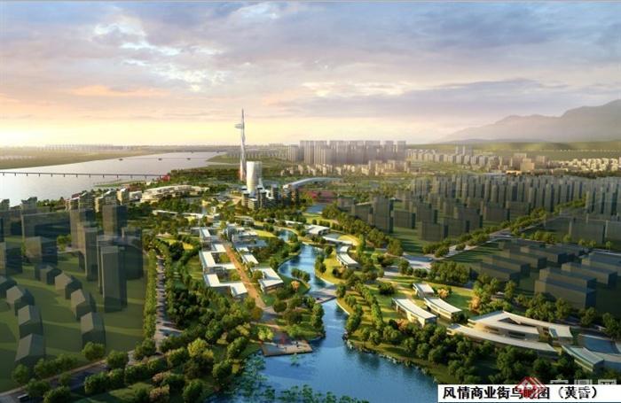 遂宁某城市公园整体景观规划PPT文本