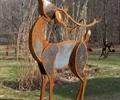 雕塑设计,动物雕塑,雕塑模型