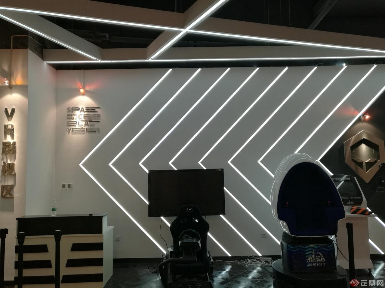 vr体验馆-ace设计事务所图片