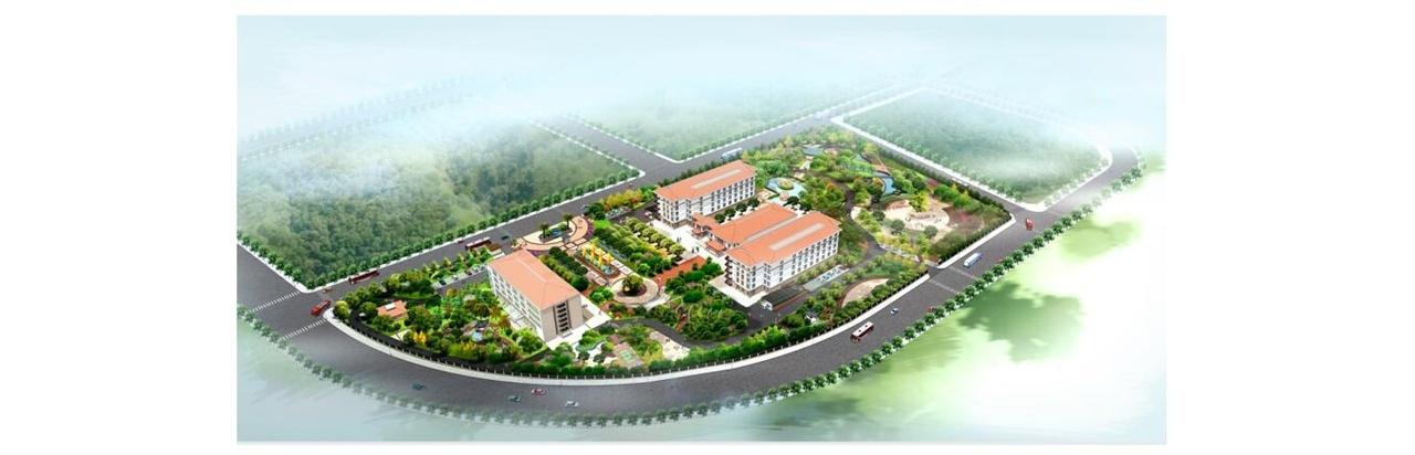雅安市康体养老院规划设计方案图片