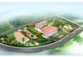 雅安市康体养老院规划设计方案