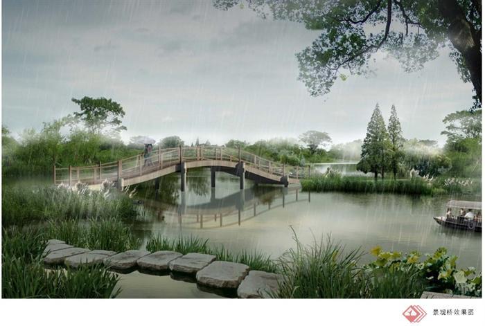 三角嘴国家湿地公园景观设计pdf文本[原创]