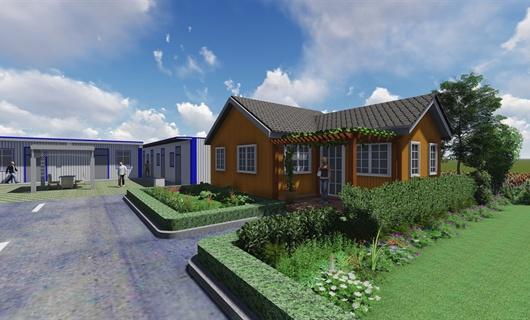 桐城蓝莓基地景观设计