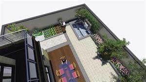 海和院庭院景观设计