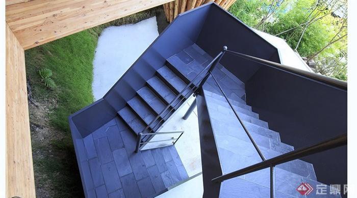 现代创意木屋建筑设计