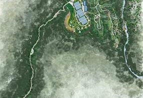 铜川市耀州区闫家岭生态产业园总体规划设计