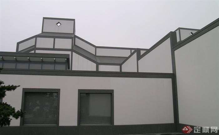 苏州博物馆建筑设计