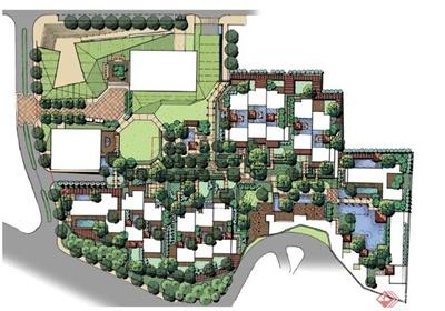 某住宅小区景观设计pdf方案(31页)