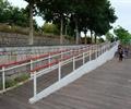 后滩公园,无障碍坡道,栏杆,栏杆围栏