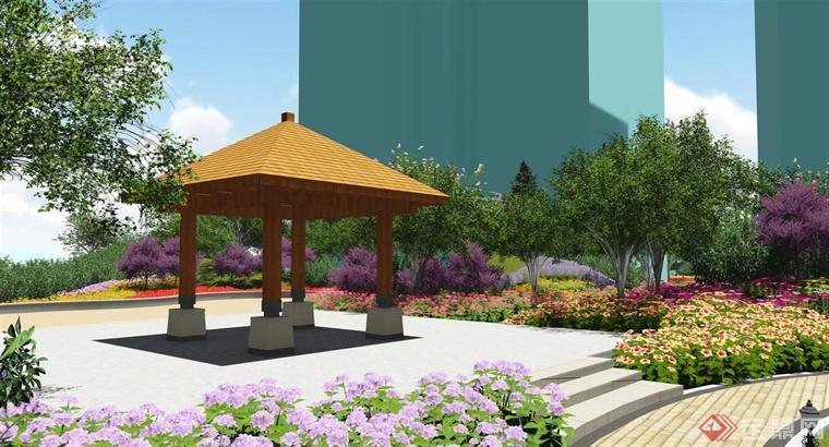 居住区(住宅区)景观设计的要素如下:1,植物配置在景观设计中作用:植物