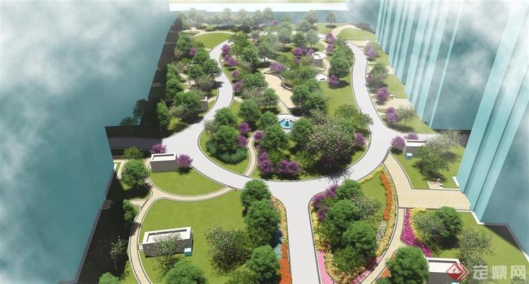 某居住区景观设计