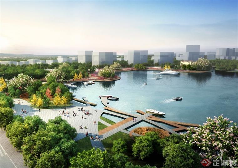 该项目位于山西省运城市空港新区的文化产业园的景观设计,景观设计新颖具有创意,整体设计理念为生命之树,将人文、生态景观、公共服务有机结合起来,分区共分为三大片区:花海休闲景观健身区、湿地景观区、城市配套区。每个区域都规划了丰富的内容,使得各个区域特色显著,丰富多样。